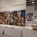 岐阜メディアコスモスで建築家展開催しました