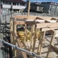 小牧市 平屋住宅 建て方3